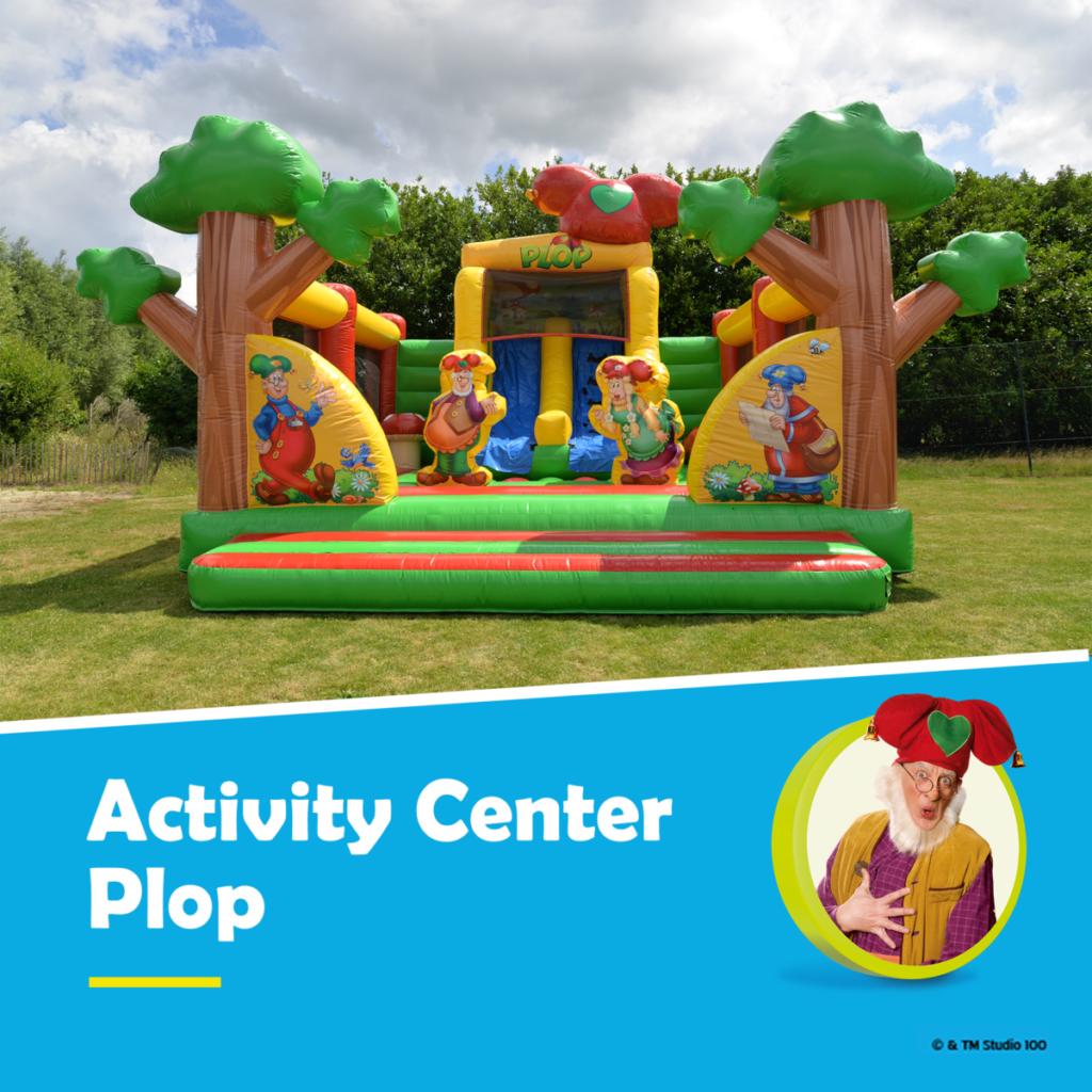 Studio 100 Plop Activity Center