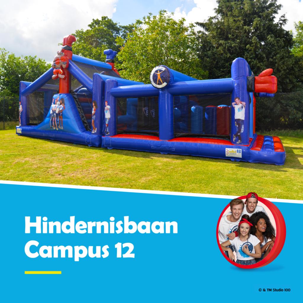 Studio 100 Campus 12 Hindernisbaan