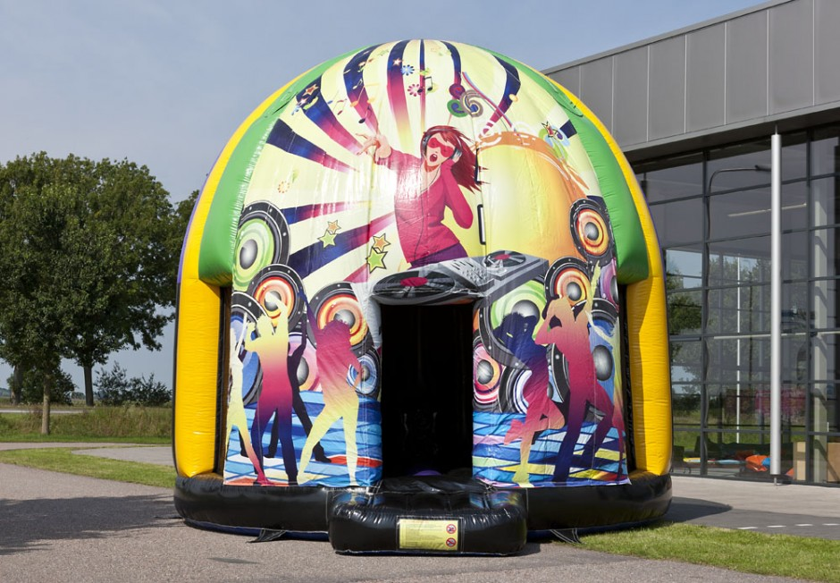 Super Disco springkasteel