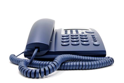 Contacteer telefoon