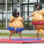 Sumo worstelen Kids